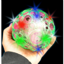 Flashing Dancing Ball